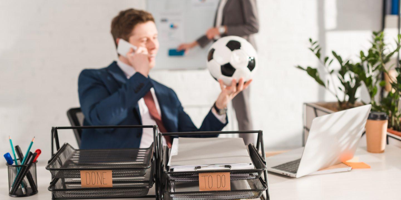Consejos desde el fútbol para construir mejores equipos
